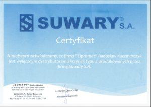 certyfikat-suwary